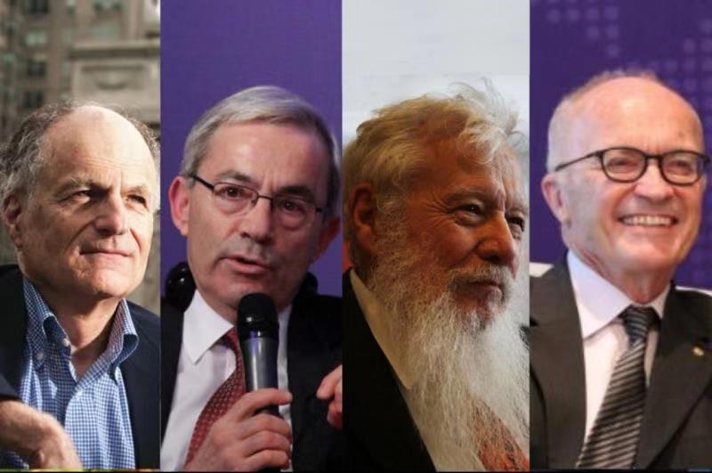 全球经济走向何方?4位诺奖经济学得主上海纵论