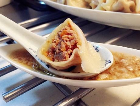 萝卜牛肉馅饺子的做法 大厨教你正确萝卜做馅包饺子做法 鲜香