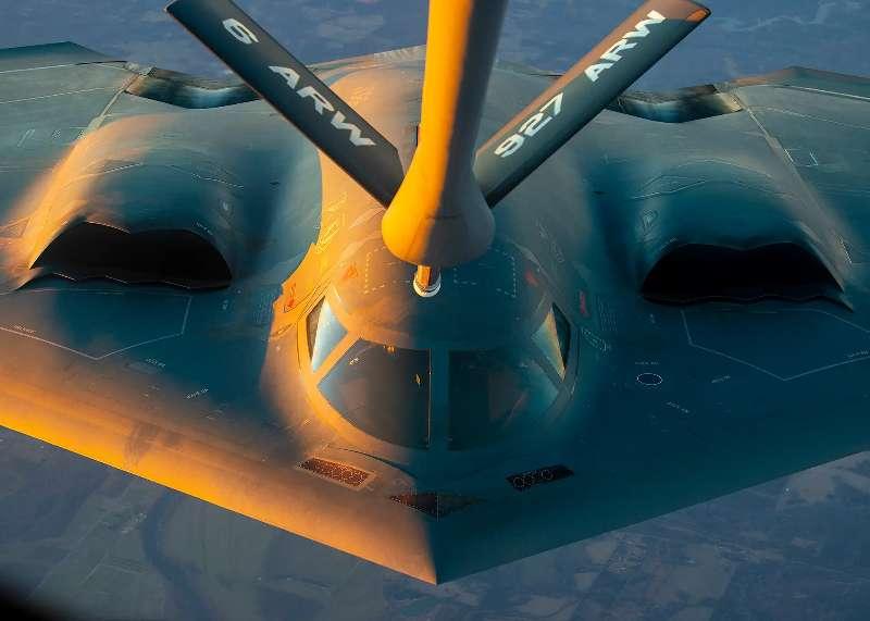 B-2轰炸机零件停产图纸找不到,美国空军不得不测绘仿制