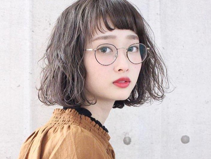 圆脸女生剪短发要记住这三点,按这八款发型设计,减龄瘦脸更时尚