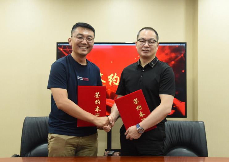智惠乡村志愿服务中心与中润华通携手助推乡村振兴