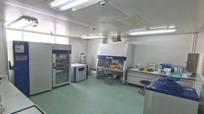 海尔生物医疗联合济南市疾控中心打造