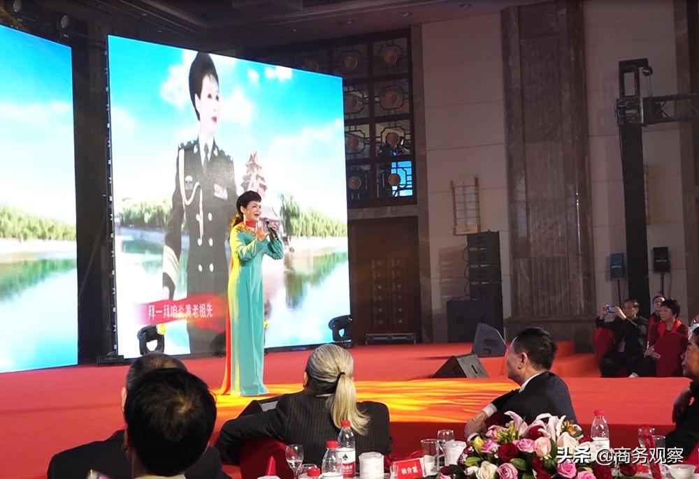 2021中国艺术家新春联欢晚会在北京隆重举办