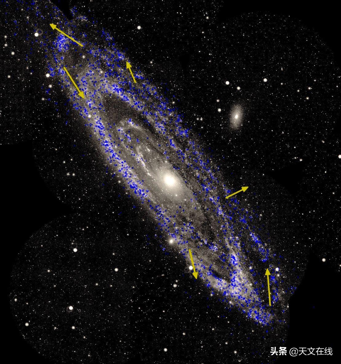 稀有的怪物星系在120亿年前迅速增长…之后又突然死亡,这是为何