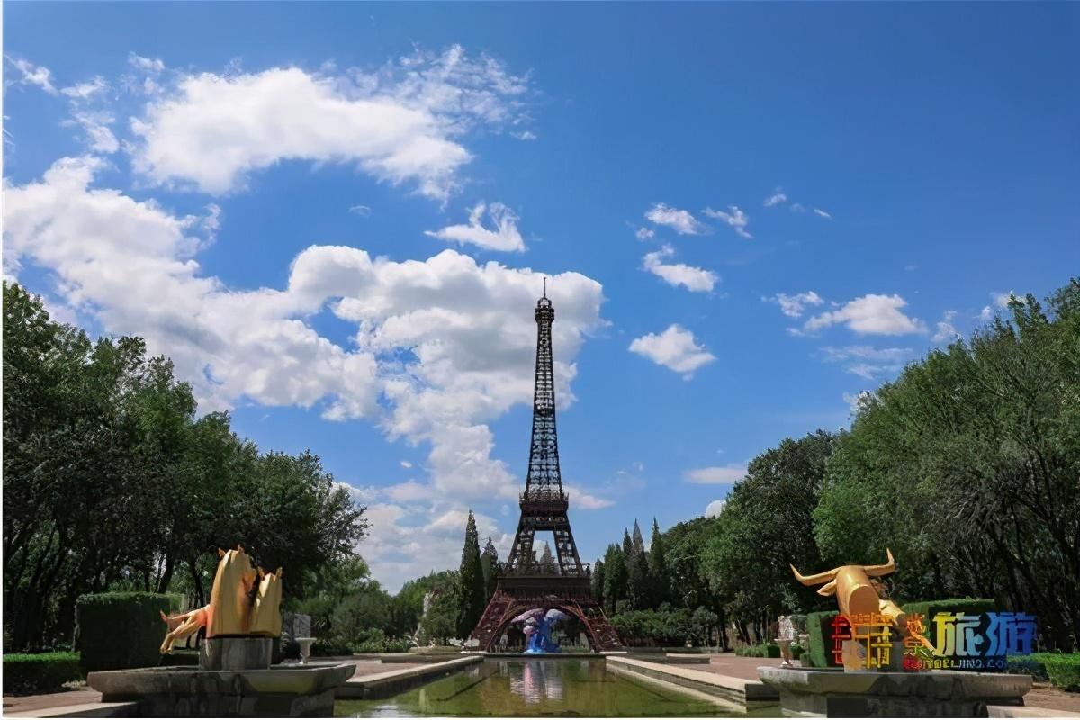 假裝在世界旅行!北京世界公園,萬國風光、四時風景,樂意無窮!