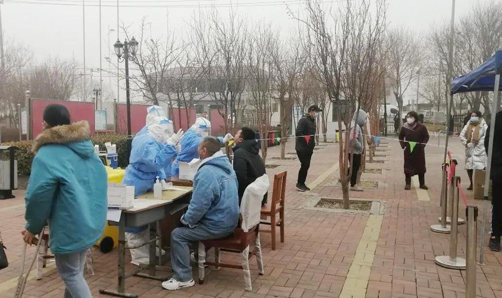 天津滨海:海滨人民医院多措并举应对疫情防控新压力