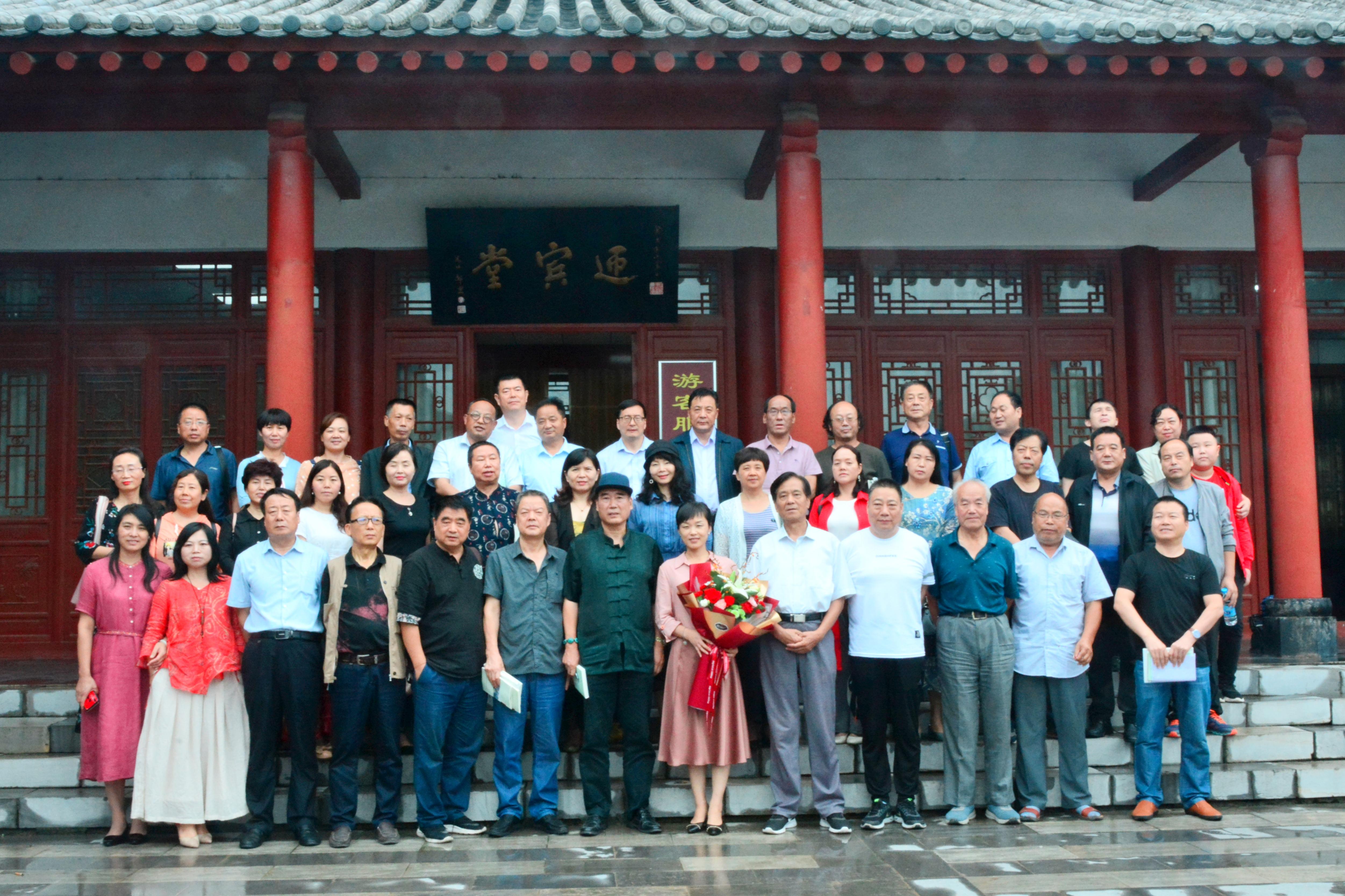 咸阳:新时代乡村散文创作研讨暨张艾散文集《艾语》分享会举办