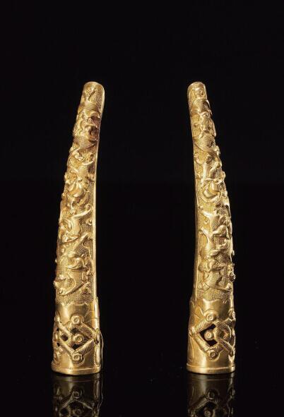 这款中国发明的首饰,令手指展现尊贵另类美感,问题是你敢戴吗?