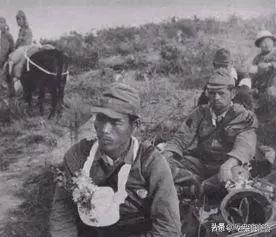 抗日战争中,日军联队长怒斩手下18名小队长,因徐海东一条妙计