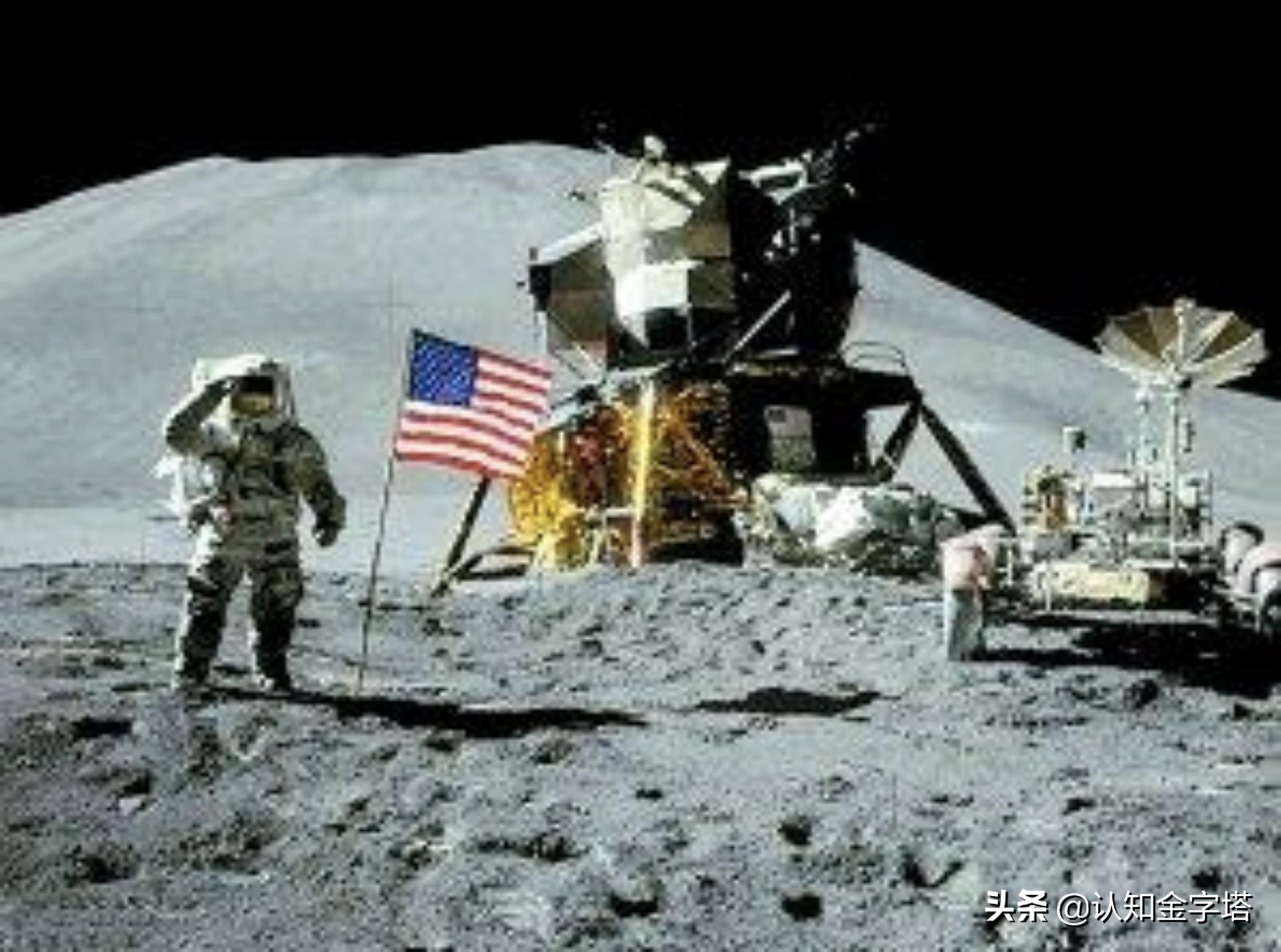 美国讽刺中国嫦娥5号,目的何在?面对月壤,为何他只能干瞪眼?