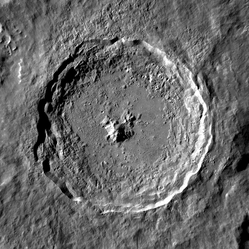 為什麼隕石坑裡都沒有隕石?被誰拿走了?
