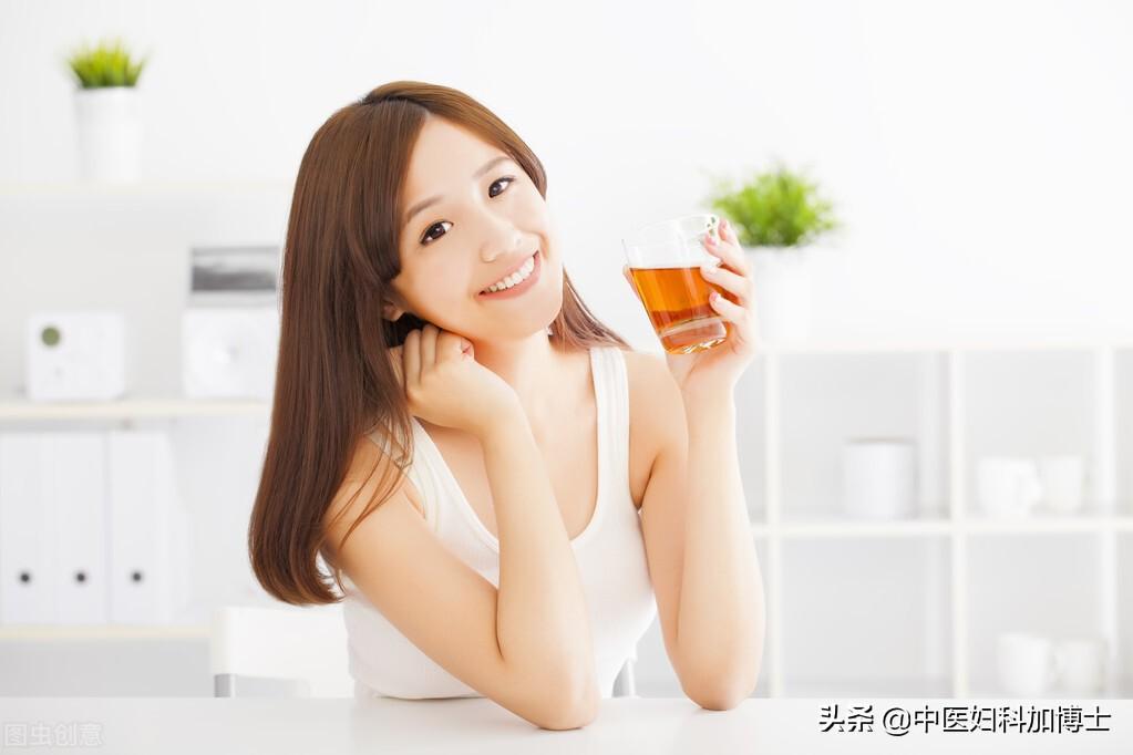 最适合女性泡水喝的4种养生食物