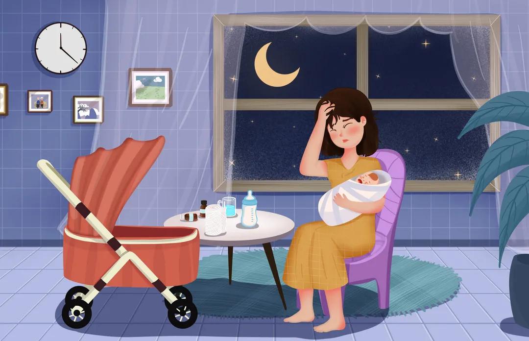 产后护理的7大原则,妈妈们很有必要知道哦