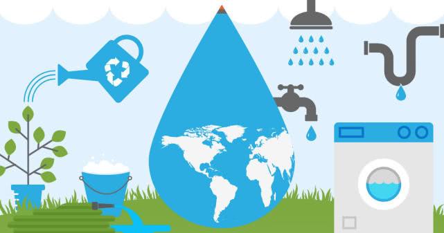 节约用水,就是帮我们省钱! 节约省钱 第2张