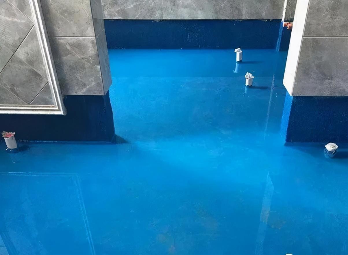 新房装修中墙体涂料和防水涂料怎么施工才对?施工工艺决定效果