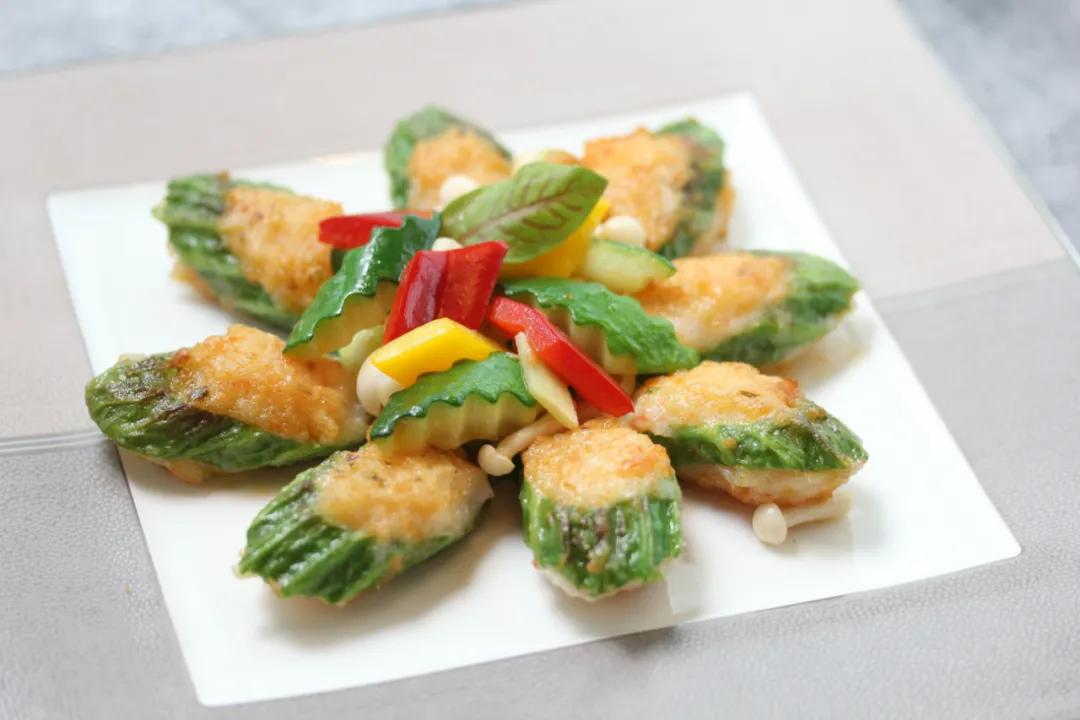 """上海   𝐂 味蕾 时令春季菜单的""""不时不食"""""""