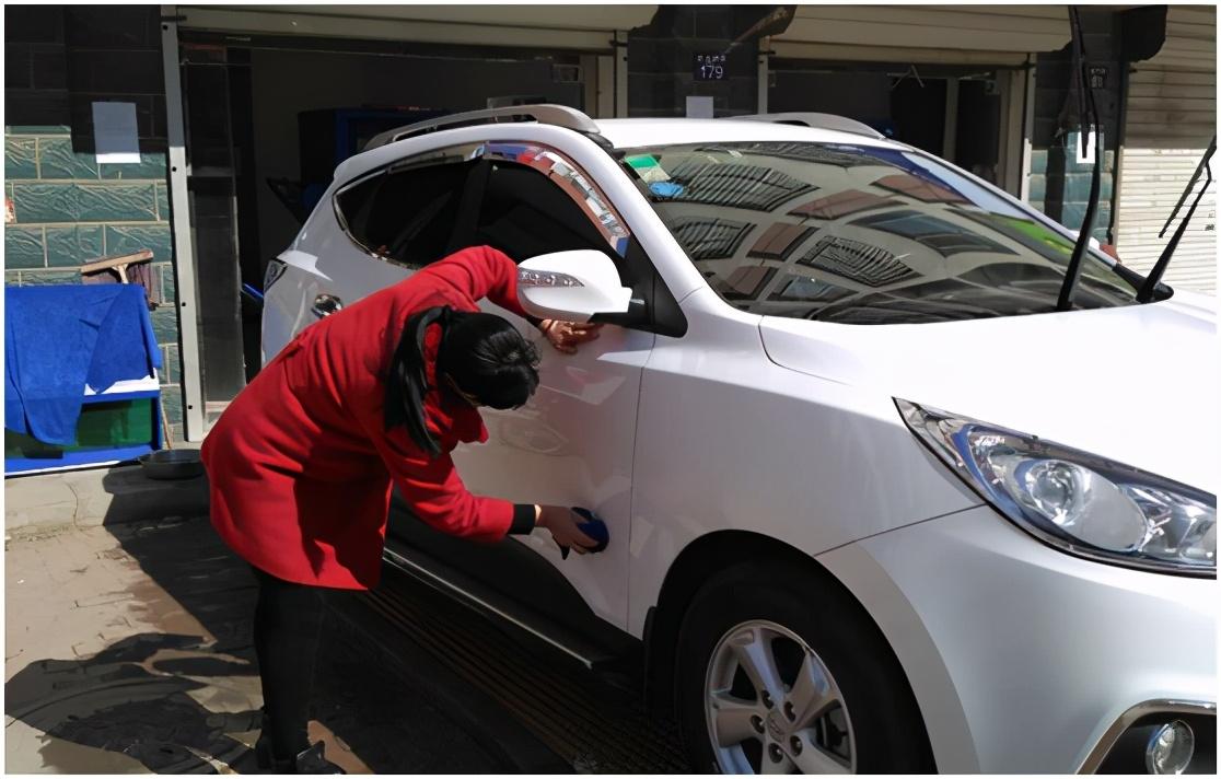 冬天洗車最好用(冬天洗車最好用什么水真的嗎)
