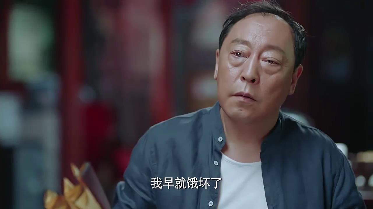 """""""老baby""""倪大红成名不易:60岁演白敬亭爷爷,毫不违和"""