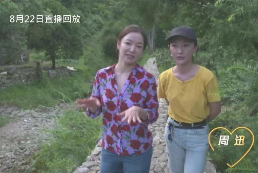 《很高兴认识你》:45岁周迅,遇到小16岁李沁,表现太真实
