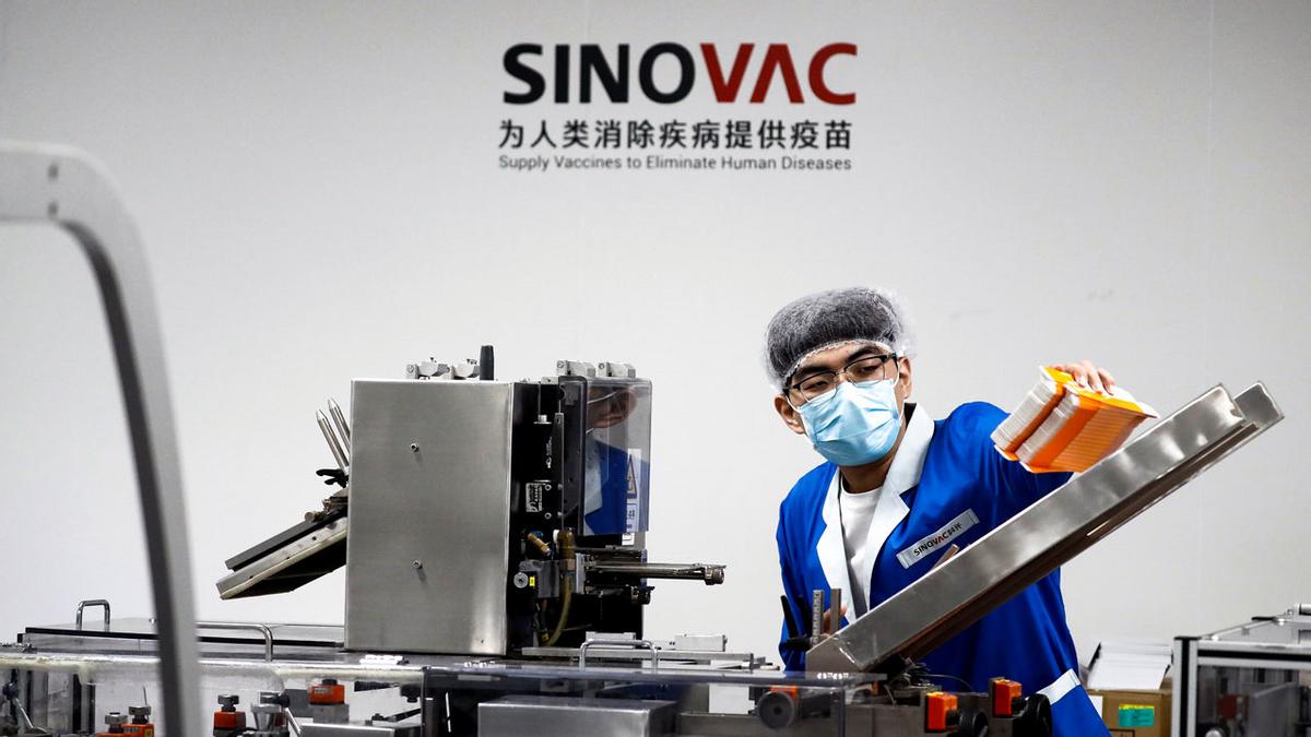 就算已有中国新冠疫苗,巴西疫情也没救了,变异病毒泛滥传向全球