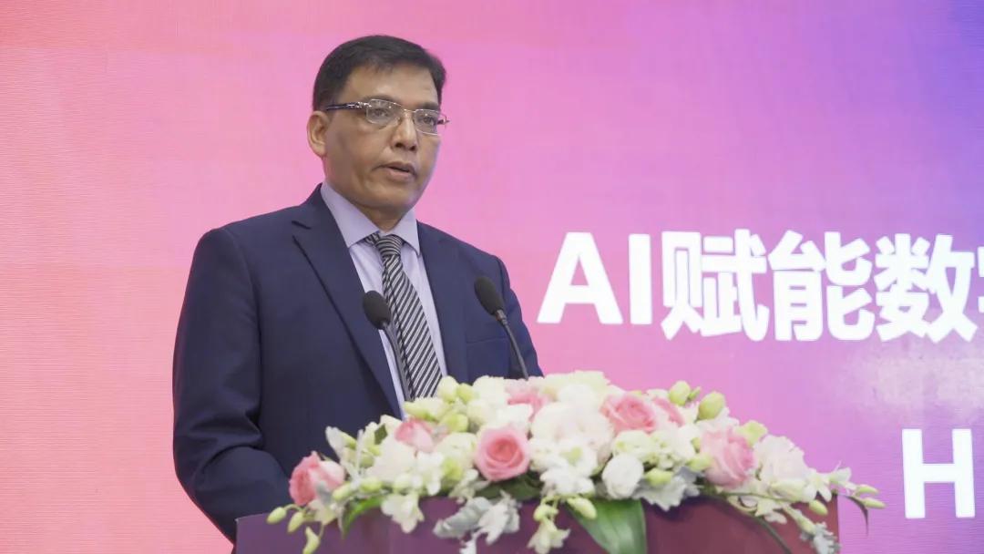 WAIC2021国际日开启携手全球AI治理闪亮登场共建数字化转型道路