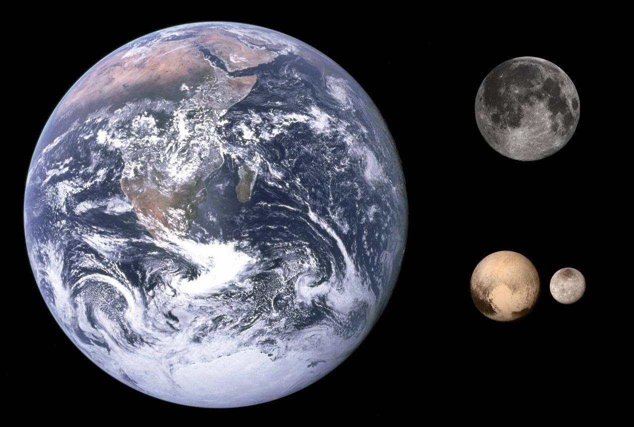 延续多年的争论:冥王星是否属于行星?
