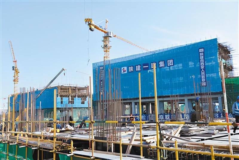 航天城第二中学明年投入使用 将成为航天基地规模最大的学校