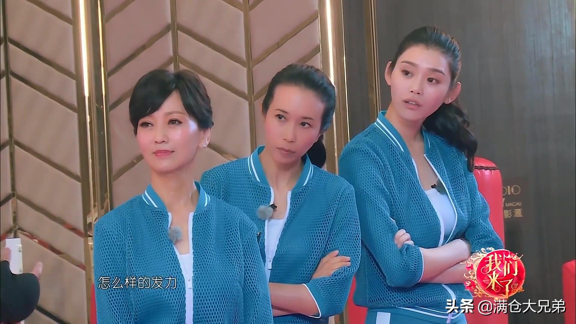 《姐姐们》未播先爆,首功不在刘敏涛