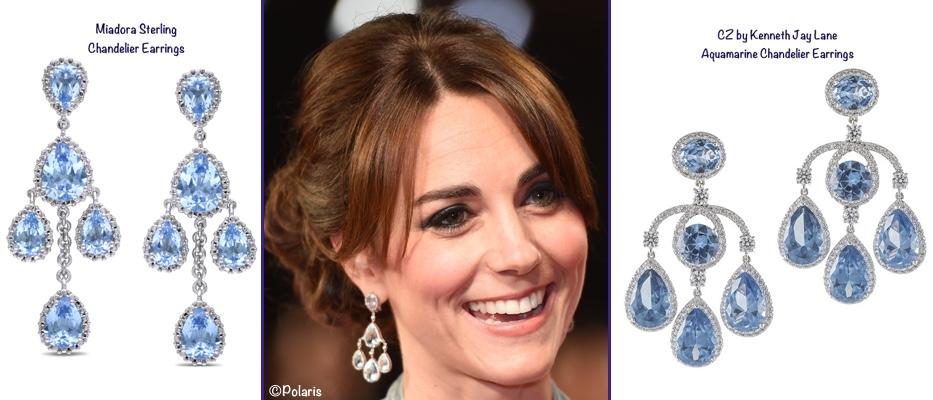 这款耳环王室女性人手一对?谁不爱这种华丽丽的宝石铺就的闪耀