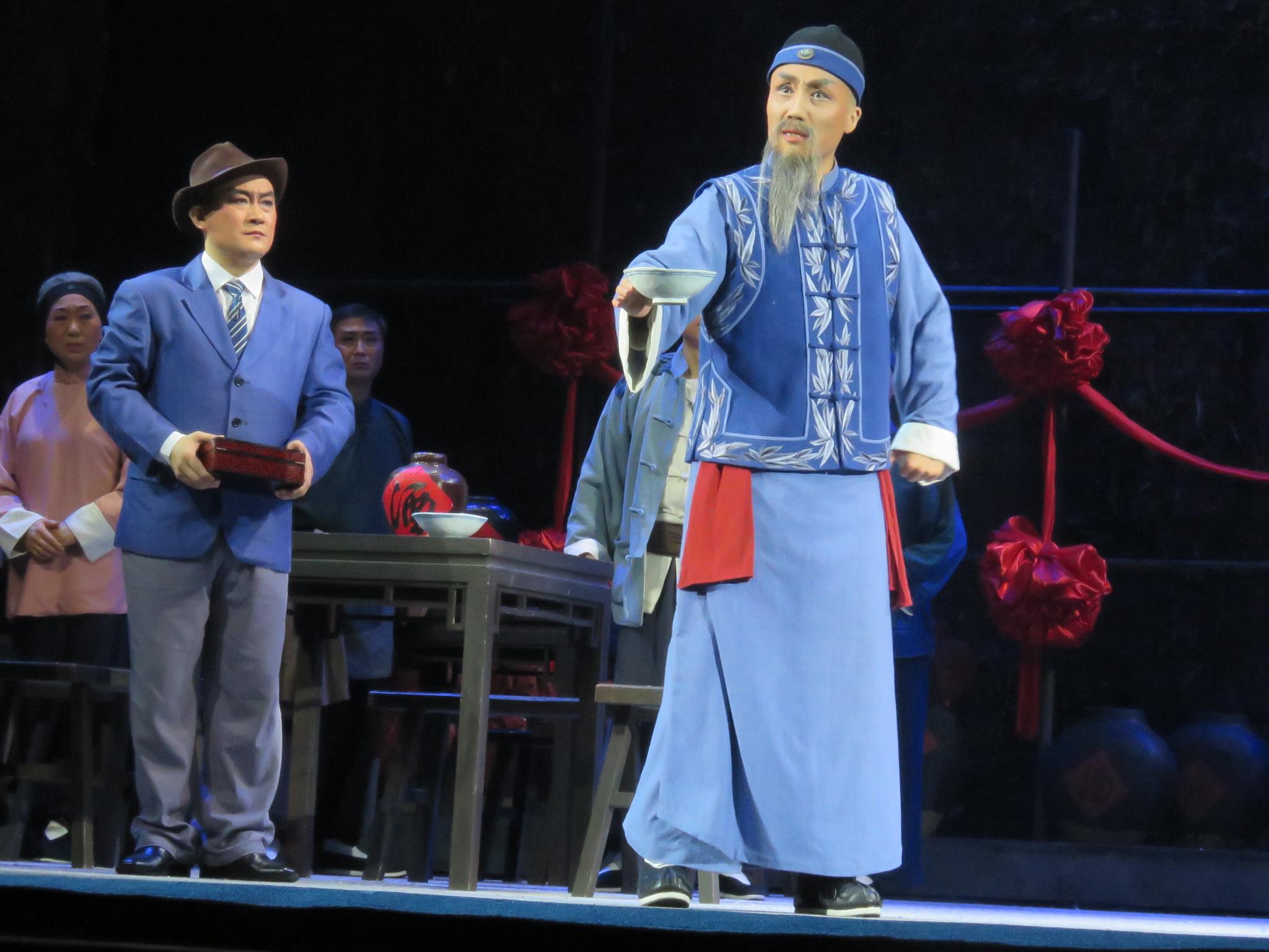 陕西举办纪念反法西斯战争胜利75周年优秀剧目展演展播活动