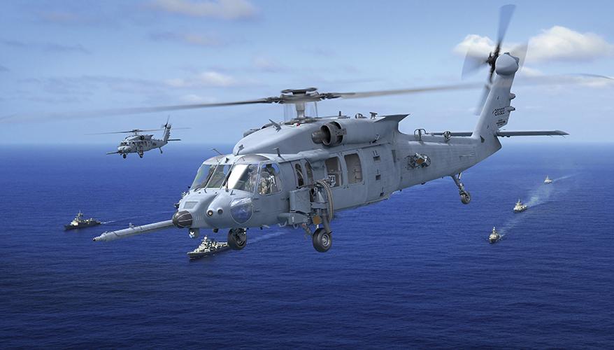 飞行员的救星,美军装备新型救援直升机,飞行员再也不怕被击落