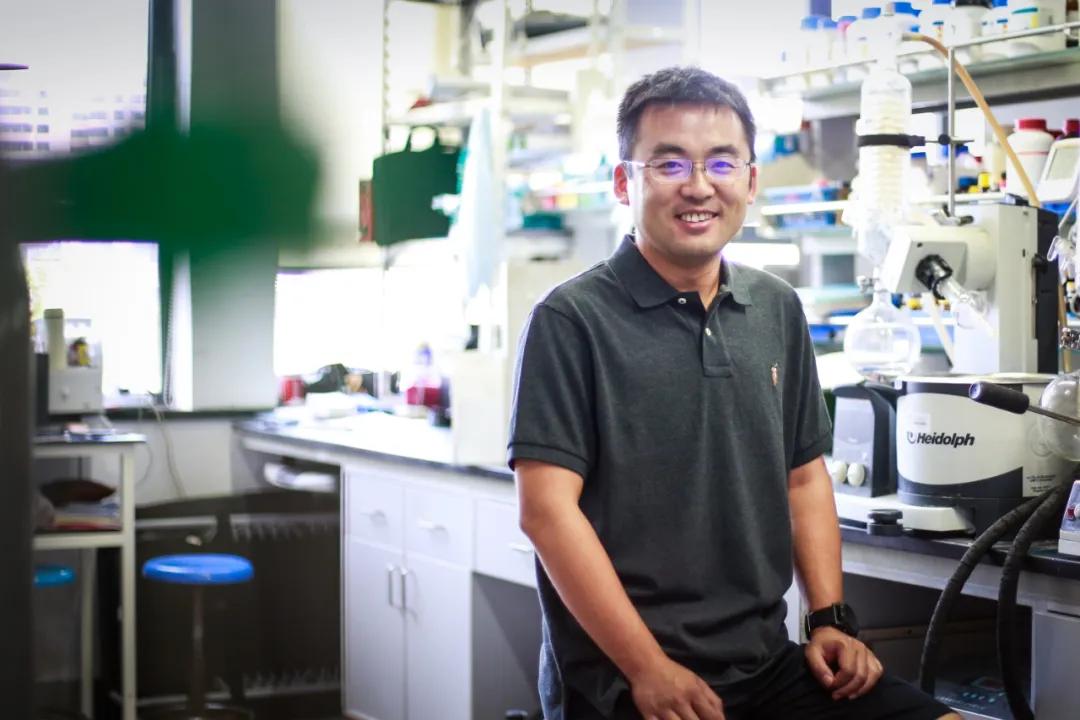 WLA青科聊高考③|硫元素代言人华师大教授姜雪峰的多元化学人生