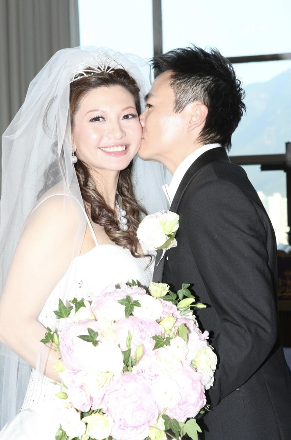 玩具大亨长女蔡加敏宣布离婚,当年风光的婚礼,如今只能回忆