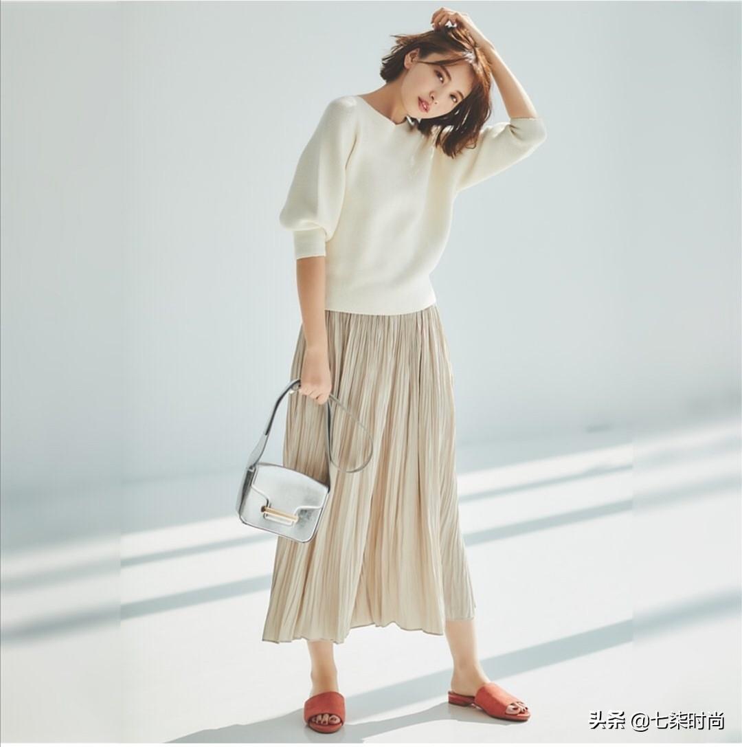 跟风买了优衣库,穿起来却很普通?宫田聪子教你穿出优雅高级范