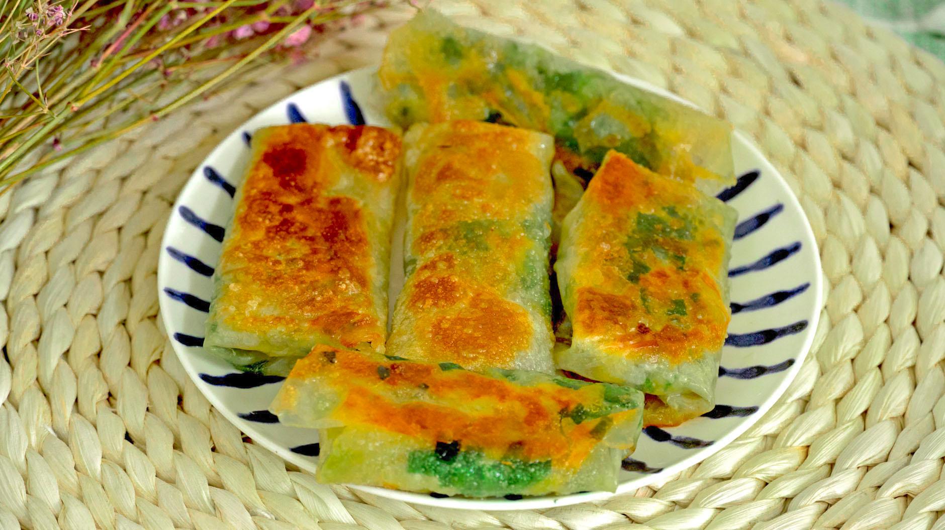 早餐别吃包子馒头了,1块钱饺子皮,教你5种吃法,做法简单又解馋 美食做法 第19张