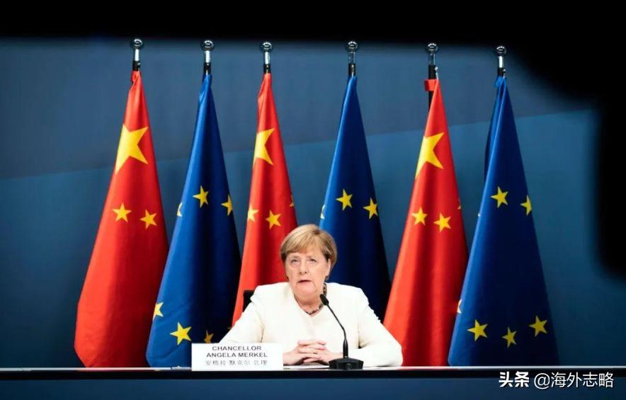 """欧盟""""背叛""""美国?西方对华围堵阵线被击穿,英日印开始坐不住"""