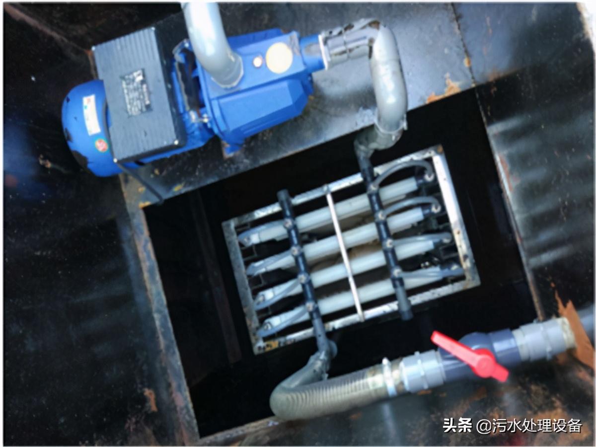生活污水治理方法和工艺技术大全
