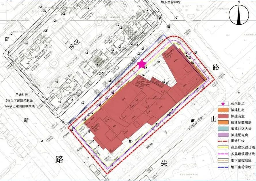 迈皋桥丁家庄片区将新增社区中心