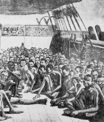 """『致力于解放黑奴——非洲""""塔法里教""""』"""