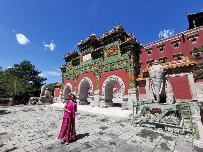 承德避暑山庄及外八庙中的三个主要景点~旅游攻略