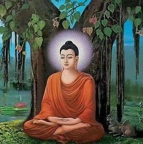 贵为太子,悉达多甘愿舍弃富贵创立了佛教,活成万人敬仰的圣者
