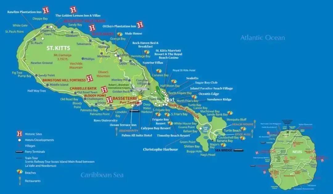 拜登欲向美国富人加税,富人们瞄准了加勒比身份
