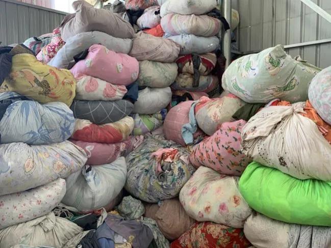 旧衣服回收多少钱一斤(旧衣服回收怎么找销路)