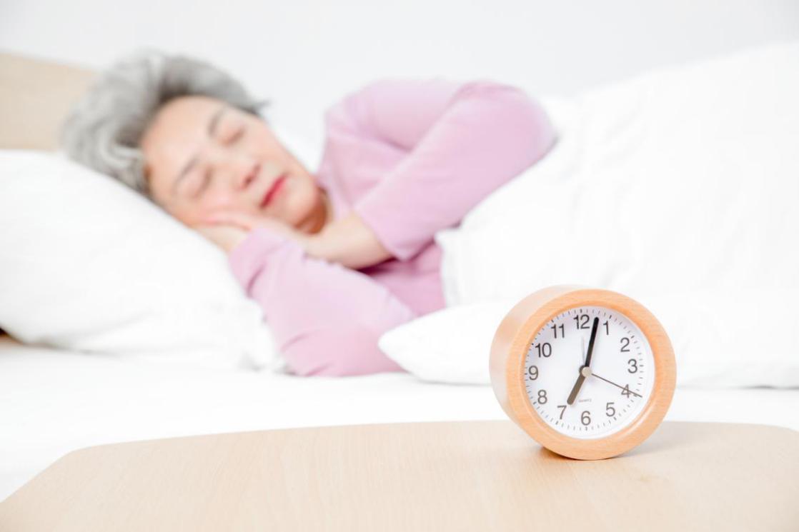 长者夏季睡眠应该注意什么