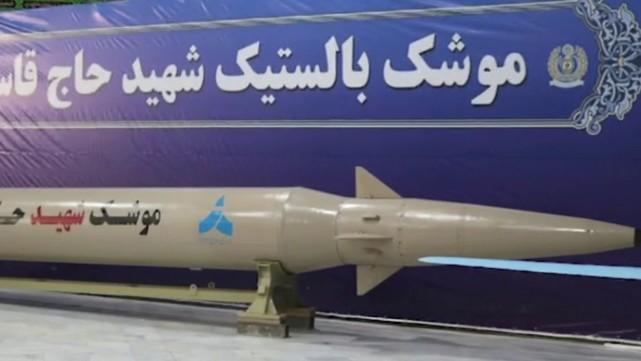 苏莱曼尼超级导弹横空出世,可破美军反导拦截,美质疑技术从哪来