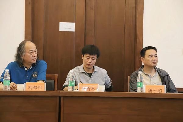 中国山水画名家齐聚宜昌 共商新时代文化艺术发展