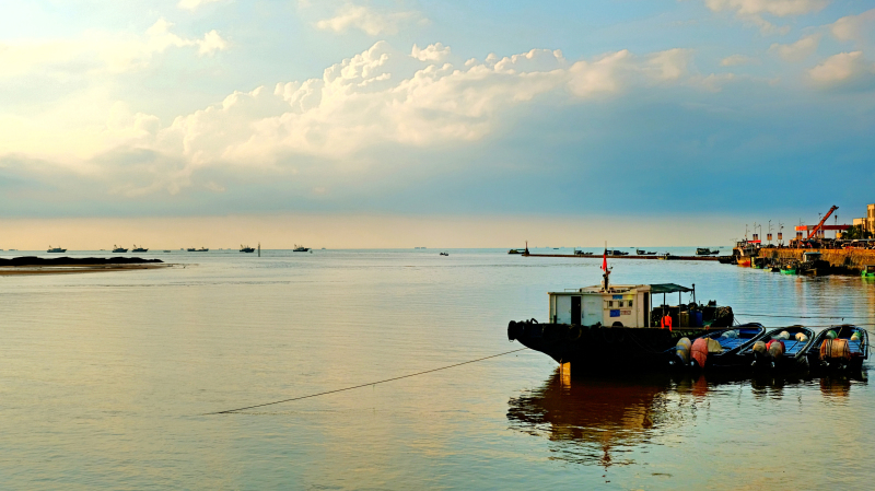 """广东游记:湛江市""""最美味的海鲜"""",就藏在这个默默无闻的小镇上"""