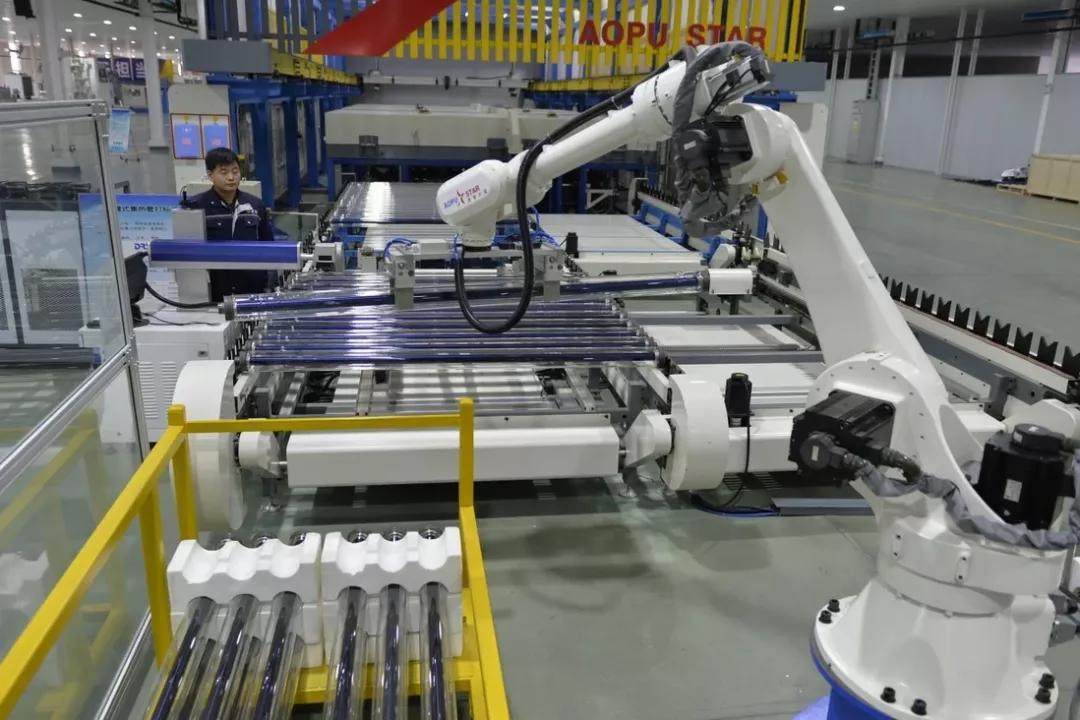 39%!机器人国产化未能实现「中国制造2025」目标