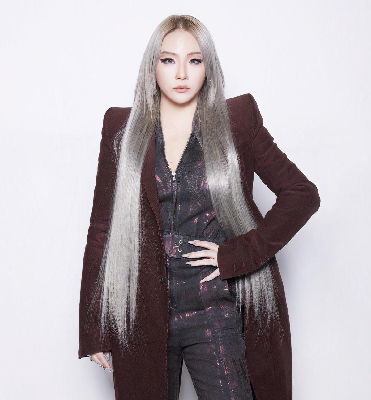 CL親自下場磕CP,被指蹭權志龍熱度,網友:換火的女愛豆試試