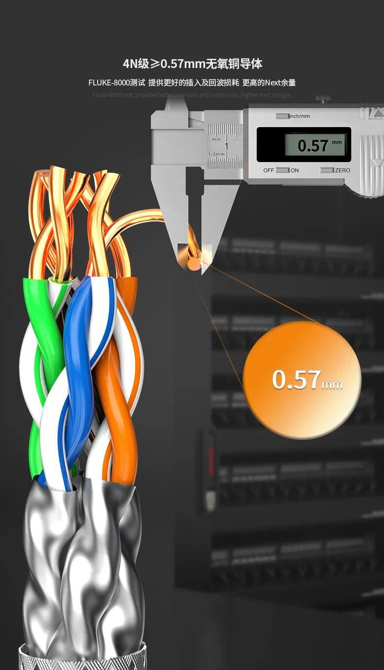 5G數據中心新寵——超六類布線系統